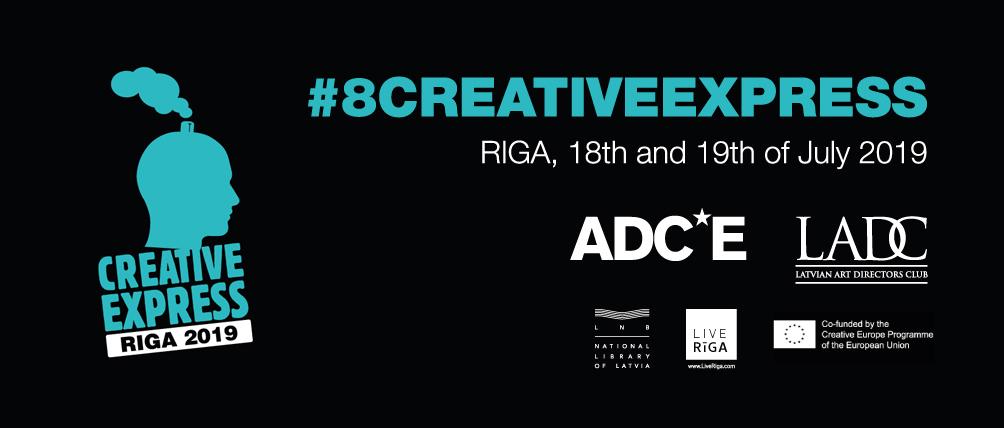 8 Creative Express 2019