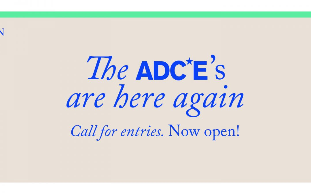 ADC*E Awards 2021 Edition